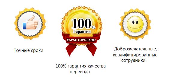 Качественный перевод Ростов